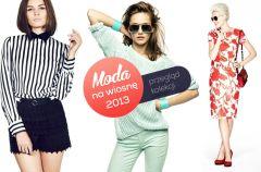 Moda na wiosn� 2013 - przegl�d kolekcji!