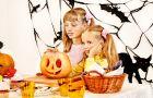 �mieszne halloweenowe ozdoby dla dzieci