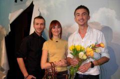 Pokaz kolekcji wiosna/lato 2009 duetu Paprocki&Brzozowski