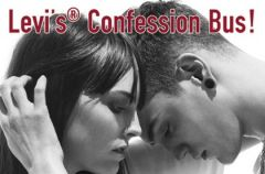 Levi's® Confession Bus!