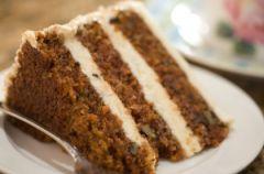 Kuchnia angielska: Carrot cake