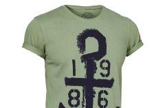 T-shirty m�skie marki Cottonfield na sezon wiosna/lato 2012