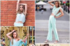 Angelika Lipa - polska modelka zn�w g�r�