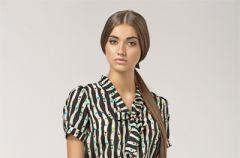 Przewiewne bluzki i koszule NIFE na letnie upa�y