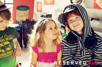 Niesamowite podr�e z Reseved Kids - sp�dniczki