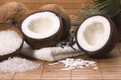 Aromatyczny peeling do cia�a kokosowo-waniliowy