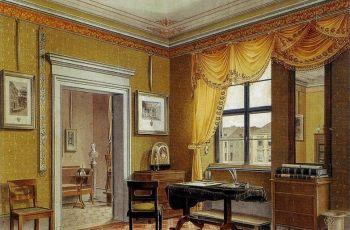 Salon na prze�omie wiek�w - trendy w aran�acji - stylizacja salonu