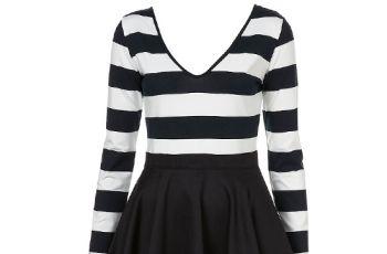 Moda w stylu Black and white - Laura Guidi