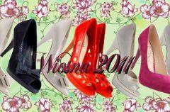 Pantofle wiosna/lato 2011 - przegl�d We-Dwoje.pl