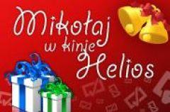 Przyjd� na spotkanie ze �wi�tym Miko�ajem do Kina Helios Magnolia Park!