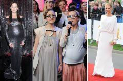 Polskie gwiazdy w ci��y 2012
