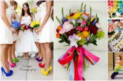 Kolorystyka �lubna - trendy 2013