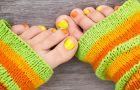 Jak usun�� przebarwienia na paznokciach po lakierze?
