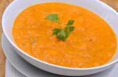 Zupa krem z witaminami