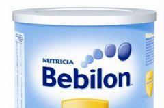 Bebilon Comfort - komfort dla ma�ego brzuszka