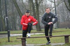 Rafa� W�jcik w elicie maratonu londy�skiego