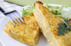 Tortilla czyli hiszpa�ski omlet
