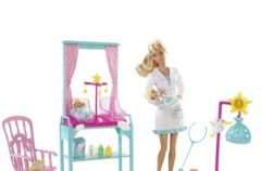 Zdecyduj, jaki b�dzie nowy zaw�d Barbie