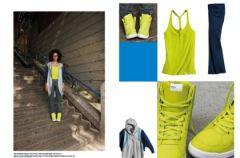 Adidas Originals - stylizacje na wiosn�/lato 2010
