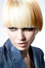 Trendy fryzury od Mahogany
