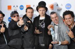 Afromental powalcz� o nagrod� MTV EMA 2010