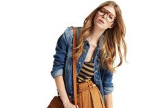 Pull and Bear - damski lookbook na wiosn� i lato 2011