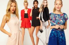 Spodnie, szorty, kombinezony - moda na sylwestra i karnawa� 2012/13