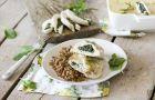 Kulinarne r�no�ci - Sakiewki z piersi kurczaka ze szpinakiem