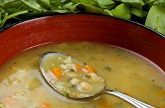 Zupka jarzynowa z ciel�cin�