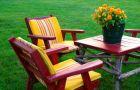 Odnawiamy drewniane meble ogrodowe