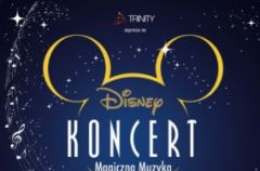 Koncert Magiczna Muzyka Disneya 30 maja we Wroc�awiu!!!