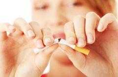 Jak rzuci� palenie i nie przyty�?