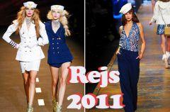 Styl marynarski - najwa�niejsze trendy 2011