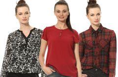 Koszule i bluzki Orsay na jesie� i zim� 2013/14