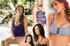 Tankini, bikini czy jednocz�ciowy str�j dla ci�arnej?