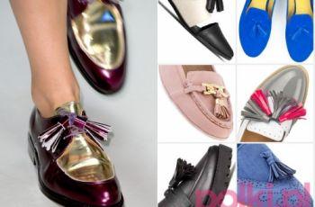 Modne fr�dzle przy butach!