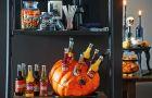 Pomys�y, inspiracje - Lod�wka z dyni na Halloween - DIY!
