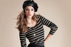 Topy i koszulki damskie H&M na sezon jesie�/zima 2011/2012