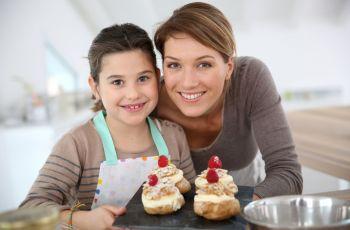Kuchnia okazjonalna - S�odkie desery na Dzie� Matki