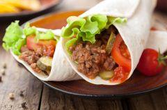 Burrito - meksyka�ski specja�