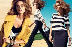 Kolekcja H&M - wiosna 2014
