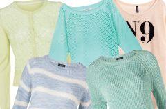 Hit! Pastelowe sweterki na wiosn� za mniej ni� 80z�