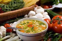 Domowa zupka warzywna