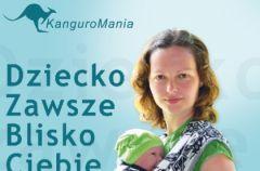 Rusza KanguroMania - pierwsza w Polsce kampania promuj�ca noszenie dzieci w chustach!