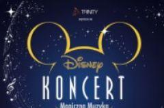 Koncert Magiczna Muzyka Disneya 15 maja w Poznaniu!