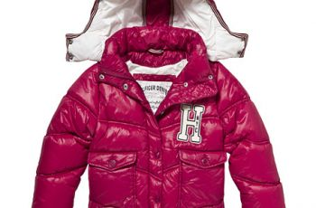 Kurtki dla dziewczynek od Tommy Hilfiger na jesie� i zim� 2012-  2013