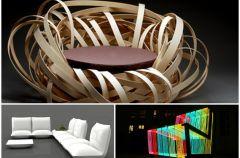 Niezwyk�e i pomys�owe sofy