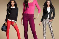 Spodnie H&M na jesie� i zim� 2012/13