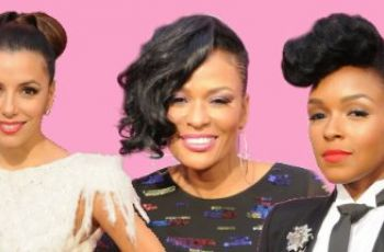 Makija�e gwiazd na Black Girls Rock 2012 - modne makija�e