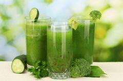 Zielony sok - recepta na zdrowie i urod�